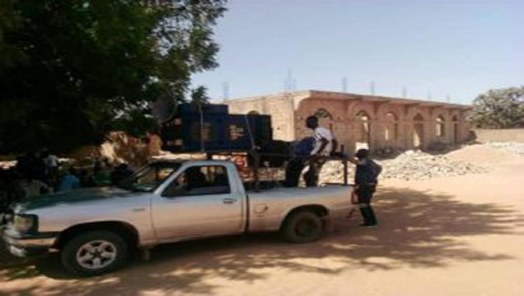 Reconstruction de la grande mosquée de Boukhou, premier pas en succès.