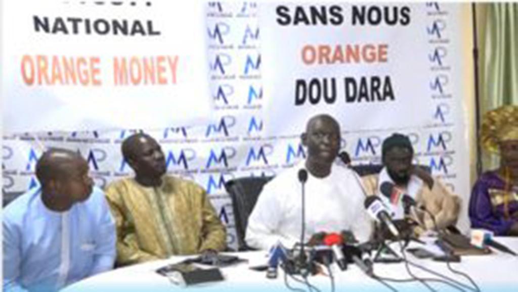 Boycott d'Orange money en vue: Le RENAPTA s'insurge contre les nouvelles dispositions d'Orange