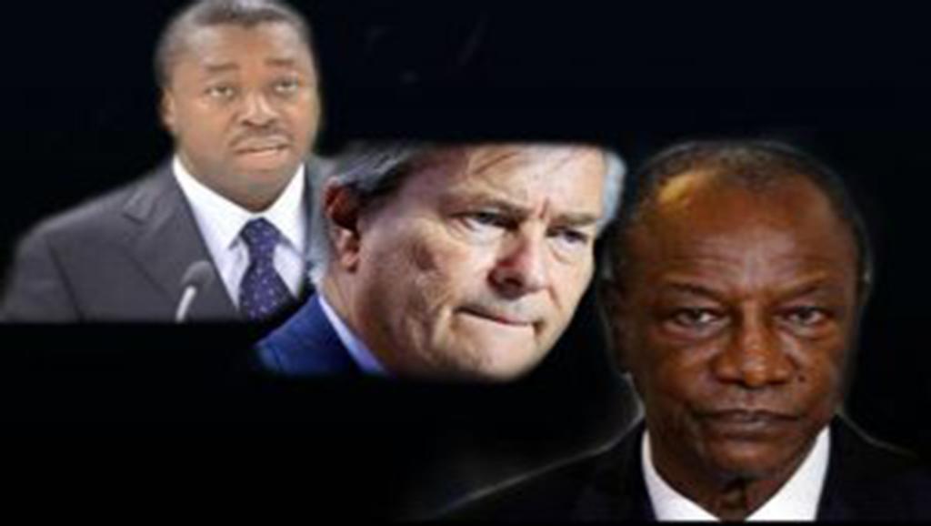 Faure Gnassingbé, Alpha Condé et Vincent Bolloré: «ces liaisons dangereuses» démasquées …