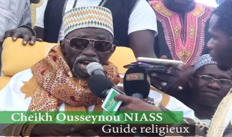 Nécrologie : Médina Baye perd Cheikh El hadji Ousseynou Aboubacar Niasse