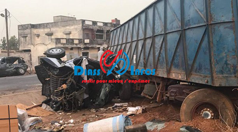 FOCUS sur les accidents Dakar Mbour: Axe de la mort