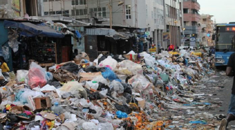 Tabaski 2018 : Objectif zéro déchet à Dakar décrété par l'UCG.Claire