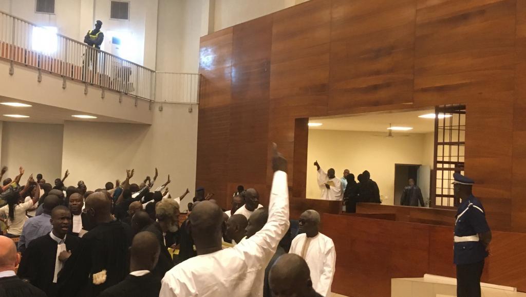 Sénégal: peine de prison confirmée en appel pour Khalifa Sall