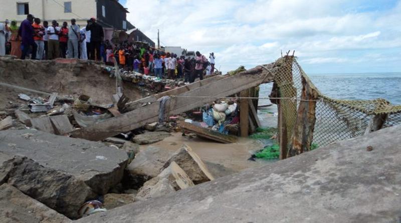 Balla Guèye, Adj. au Maire Saint-Louis sur les victimes de l'érosion cotière.