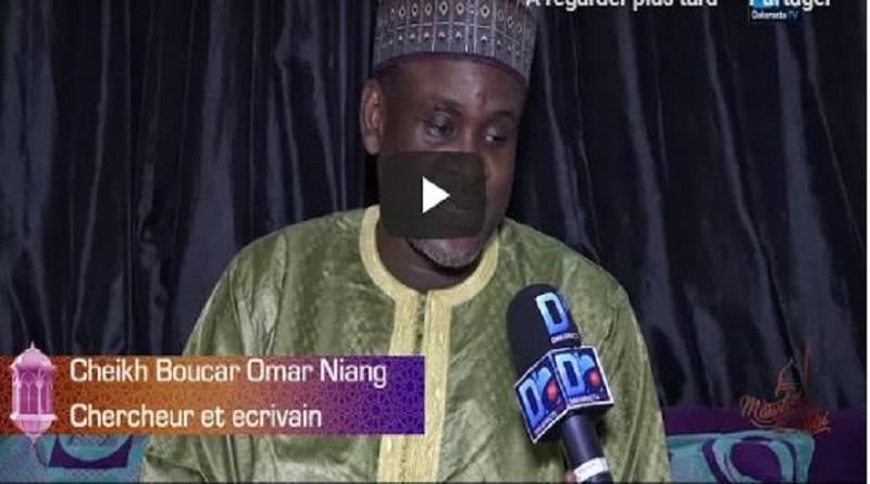 Gamou Médina Baye 2018 : Quand Cheikh Boucar retrace la vie et l'oeuvre de Cheikh Ibrahima Niass.