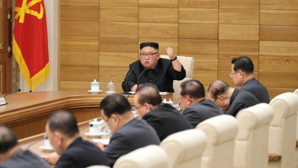 Corée du Nord: Kim Jong Un a supervisé le test d'une nouvelle arme tactique