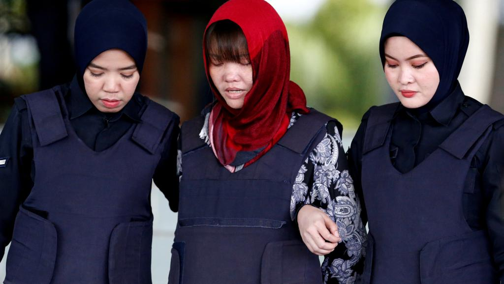 Malaisie: libération de la Vietnamienne détenue pour la mort de Kim Jong-nam