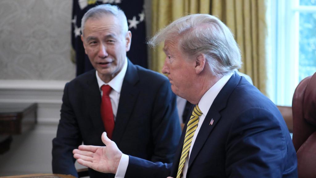Commerce: Pékin maintient les négociations malgré les menaces de Trump