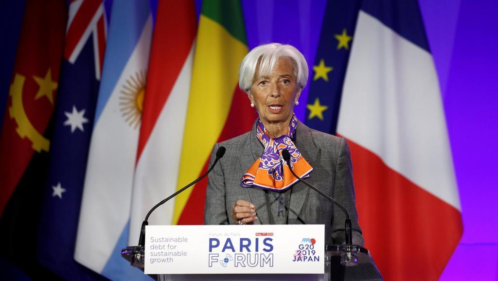 Commerce: la directrice du FMI met en garde la Chine et les États-Unis