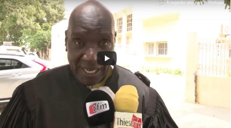 VIDEO-Me Babou sur l'affaire Amadou Woury Diallo (des faux médicaments) : « C'est une mafia organisée, on m'a même menacé de mort… »