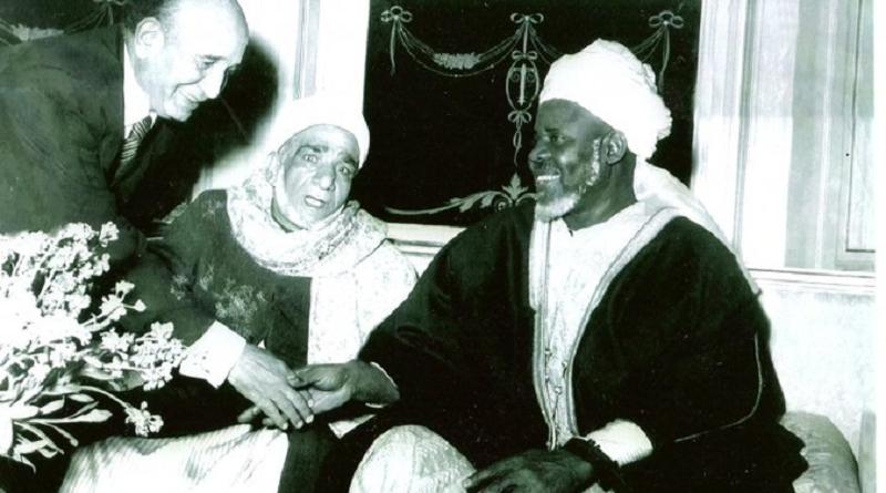 Seïdina Ahmed Tidjani (ra) disait : « Mes compagnons ne sont qu'un, et celui qui me connaît, il me connaît seul »