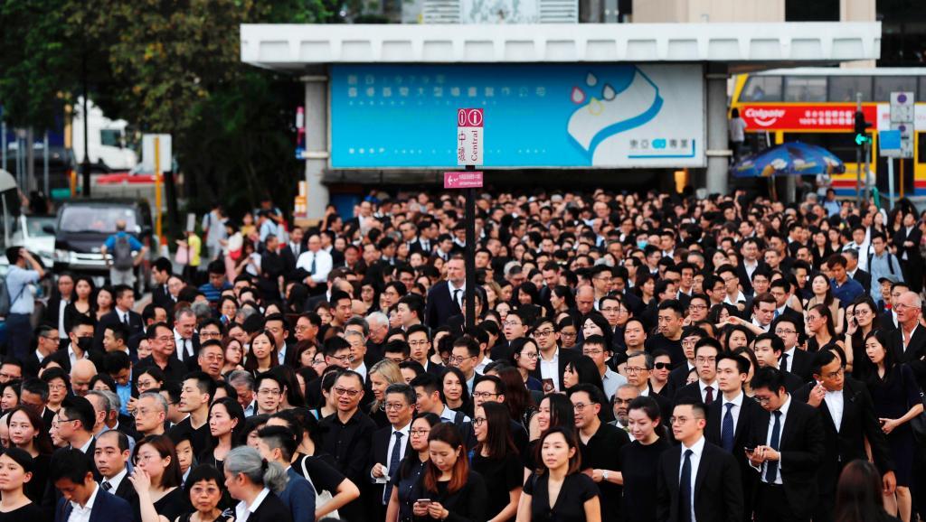 Hong Kong: des avocats s'opposent à un projet de loi sur l'extradition