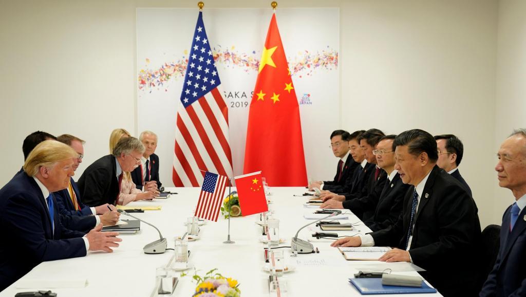 G20: Trump et Xi Jinping déclarent une trêve dans la guerre commerciale