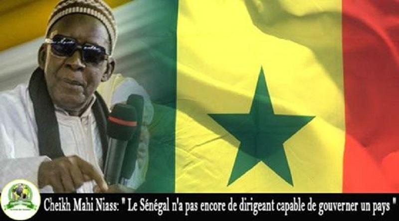 (vidéo) Cheikh Mahy Niass : « votre réussite est entre vos mains pas celles des politiques »