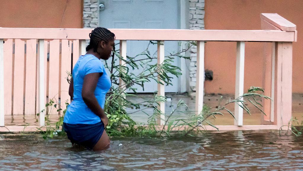 L'ouragan Dorian quitte les Bahamas après avoir semé le chaos