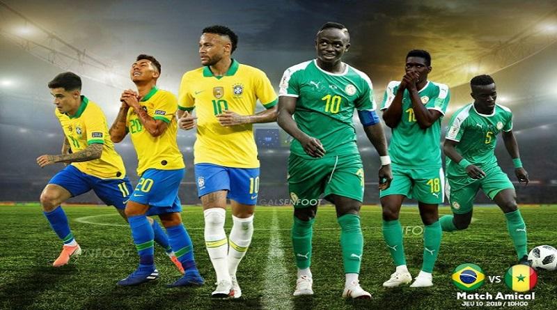 Sénégal – Brésil du 10 octobre : Voici la liste des 23 joueurs convoqués par Aliou Cissé