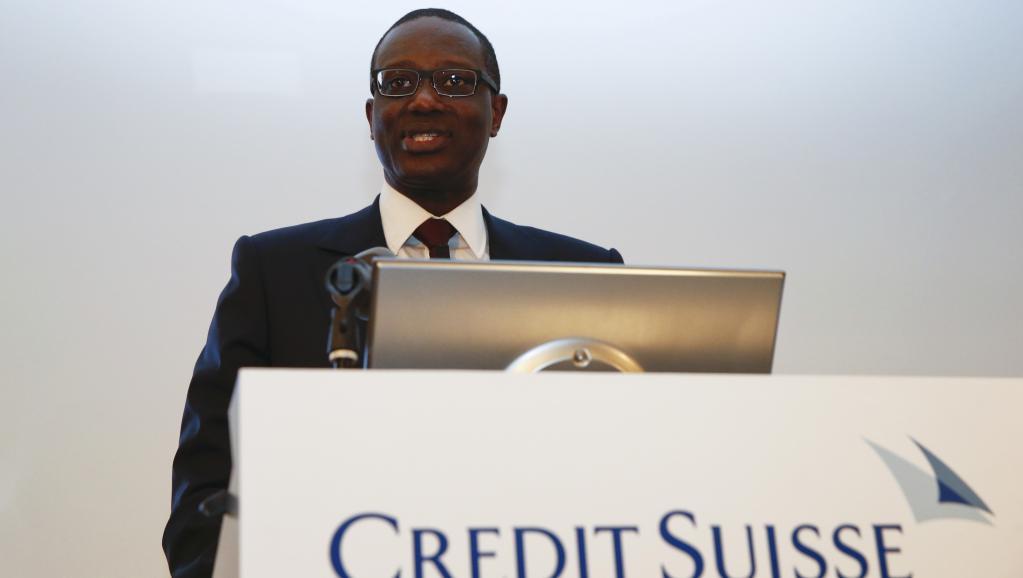 Malgré le scandale, Tidjane Thiam reste à la tête de Crédit suisse