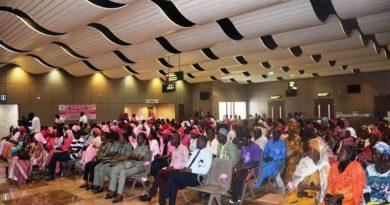Octobre rose à l'aéroport Dakar Blaise Diagne : Grande mobilisation des agents et engagement des autorités pour faire face aux cancers