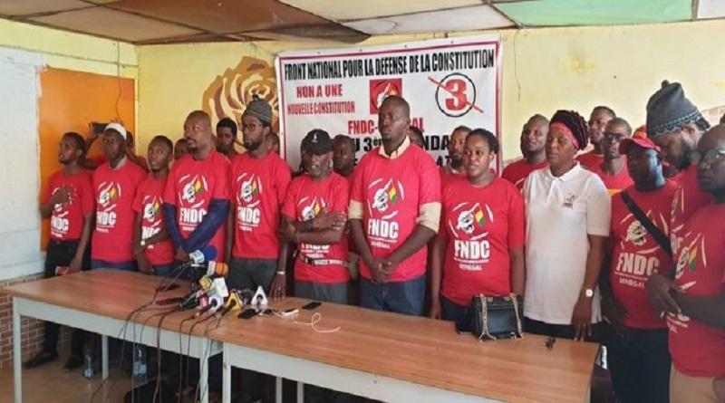 3e mandat de Condé: Le FNDC et Y en a marre marchent le 2 novembre à Dakar