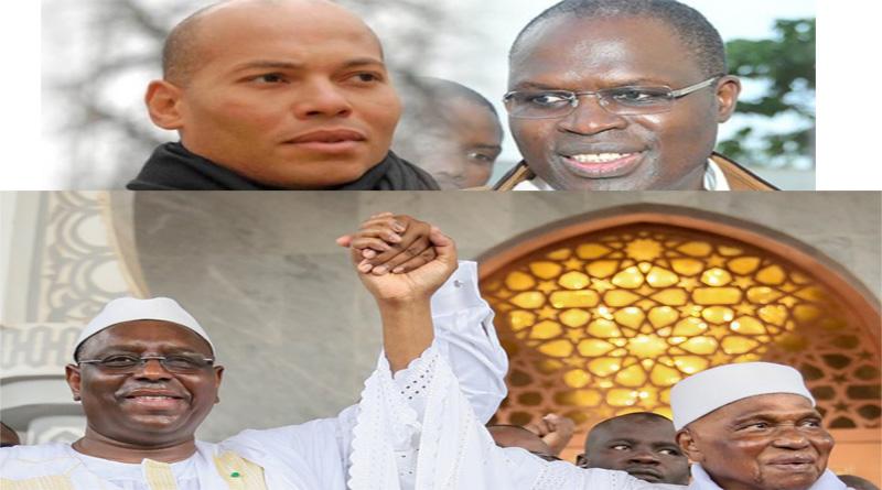 Sénégal : de Karim Wade à Khalifa Sall, quand les confréries musulmanes se posent en médiatrices