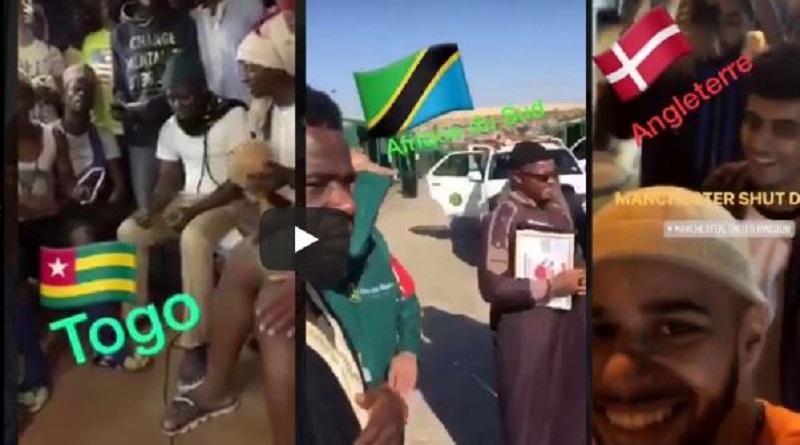 MÉDINA BAYE SIÈGE DES ETATS UNIS D'AFRIQUE,  LA CITÉ RELIGIEUSE MONDIALEMENT VISITÉE…