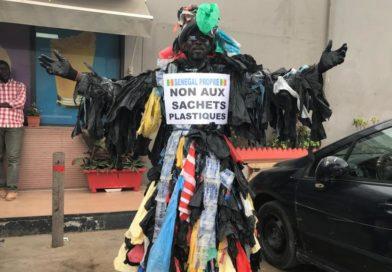 Journée spéciale déchets: Modou Fall, «l'homme plastique» du Sénégal