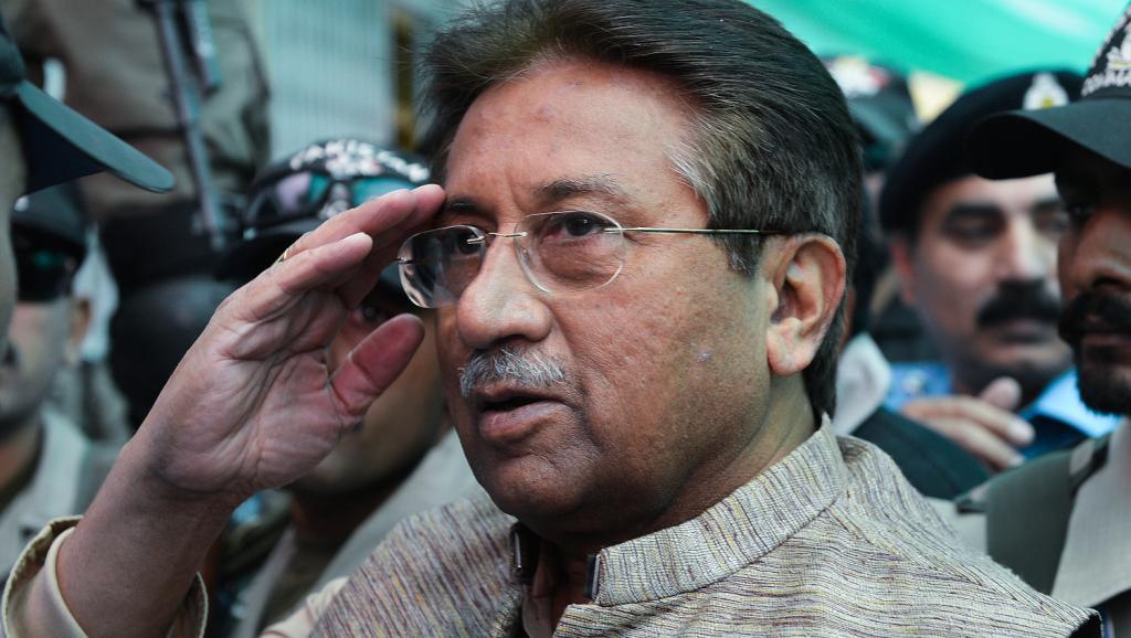 L'ex-président pakistanais Musharraf condamné à mort par contumace