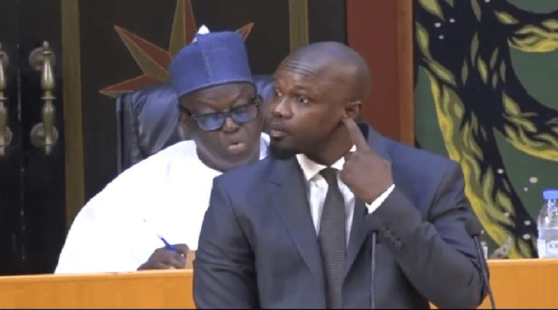 Assemblée nationale : Le Député Ousmane Sonko plaide pour la sortie du FCFA