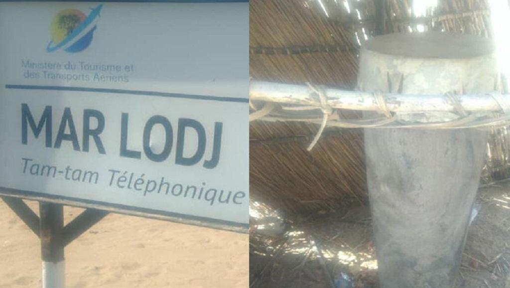 A LA DÉCOUVERTE DE L'ILE DE MAR LOTHIE.