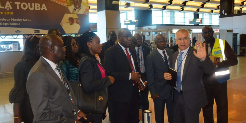 Organisation de conférences à Dakar : L'aéroport Dakar Blaise Diagne expose sa capacité d'accueil à la BAD