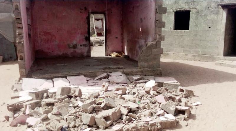 DIOBASS : «les murs de notre chambre se sont affaissés  et nous n'avons pas les moyens»
