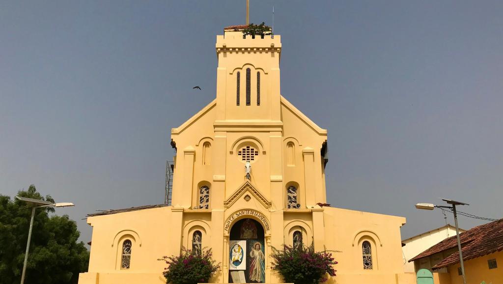 Popenguine :les fidèles sénégalais se mobilisent pour sauver la basilique.