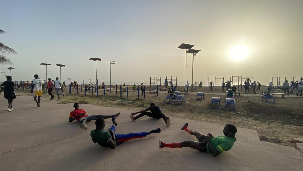 Alerte à la pollution à Dakar