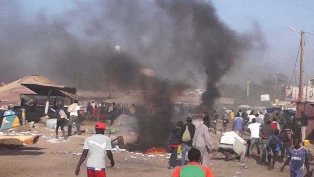 Vidéos : Cette journée où Saint-Louis brûlait de partout