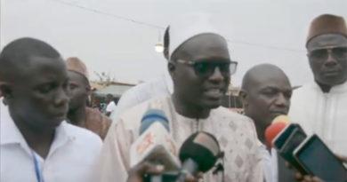 DIASS : Le mouvement secka ndour sans frontière appuie la vision du président Macky Sall.