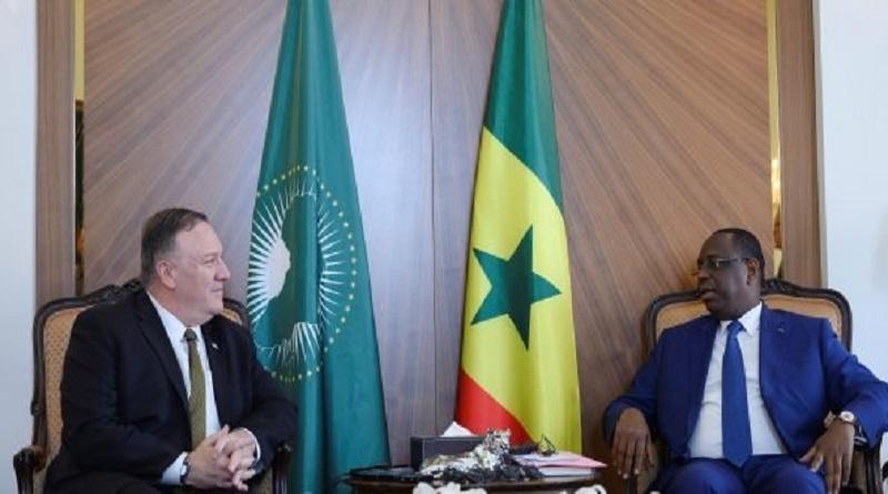 Troupes américaines en Afrique : les USA feront « ce qu'il faut », assure Mike Pompeo