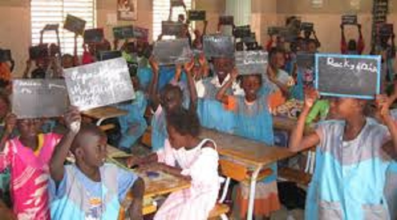 REPRISE DES COURS A THIES 106.720 élèves des classes d'examen concernés