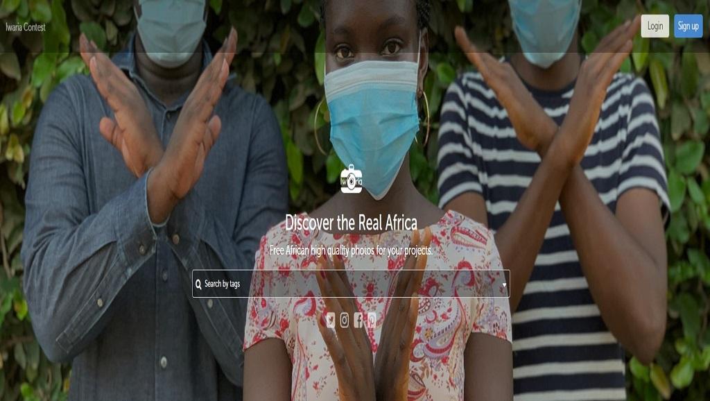 Iwaria – l'Afrique dispose désormais de sa plus grande banque d'images gratuites pour vos articles