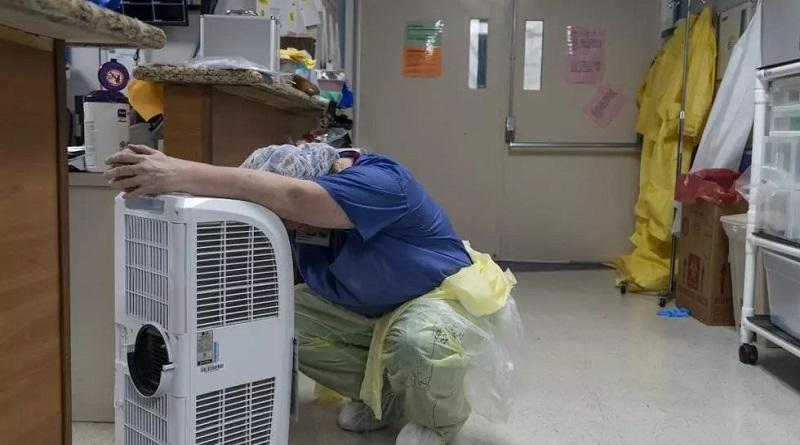 États-Unis: fragilisés par le Covid-19, les hôpitaux font apparaître les failles du système de santé