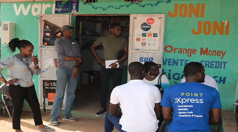 La moitié des comptes d'argent mobile dans le monde se trouve en Afrique