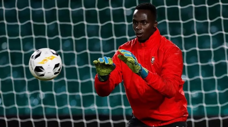Le Sénégalais Édouard Mendy gardera le but de Chelsea