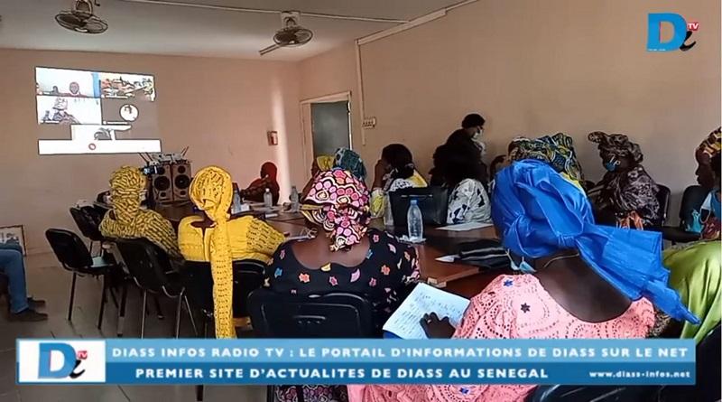 FORUM DES FEMMES DE POPONGUINE
