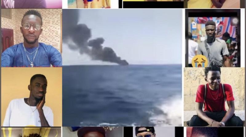 Explosion De La Pirogue De Migrants Au Large De Mbour : Des Rescapés Racontent L'horreur
