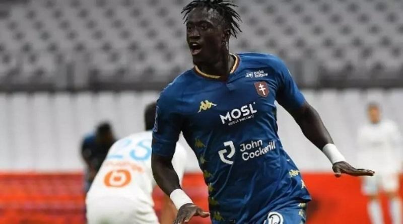 Ligue 1: Ibrahima Niane, l'éclosion du Lion messin