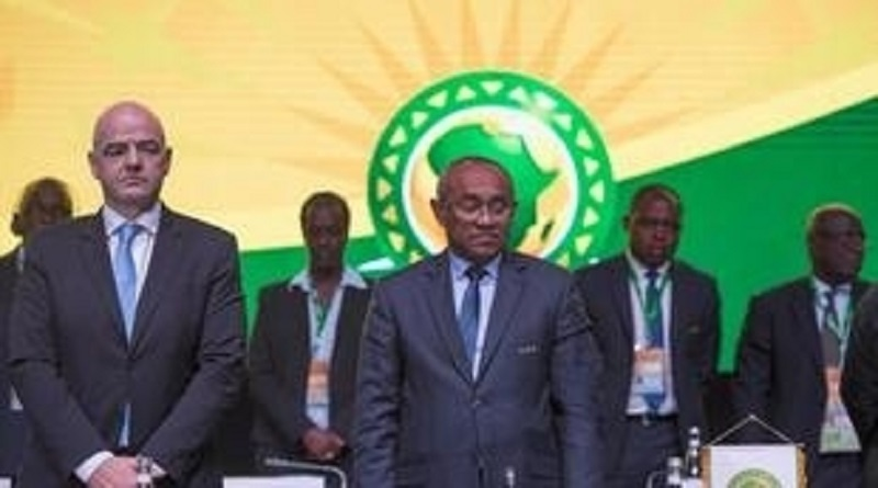 CAF : le président Ahmad suspendu cinq ans par la Fifa