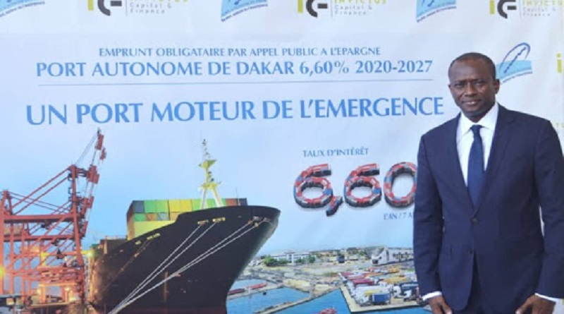 Port de Ndayane : Emerging Africa Infrastructure Fund investit 8,3 milliards de francs Cfa