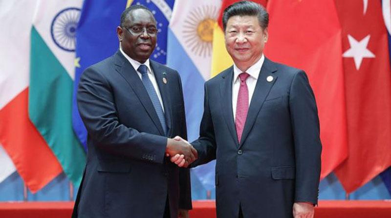Cheikh Waly Seck, économiste sur la coopération sénégalo-chinoise.