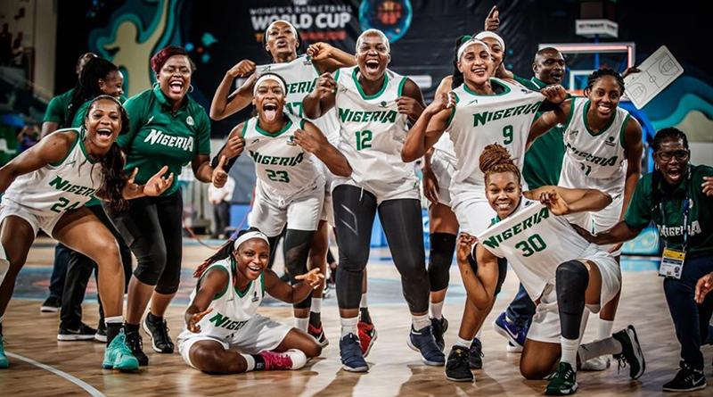 Basket: les Nigérianes signent le premier succès de leur histoire au Mondial