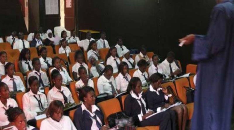 Dette de l'Etat: Aucun étudiant orienté par l'Etat reçu dans les écoles privées.
