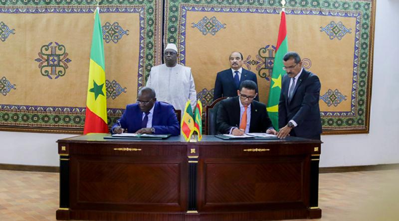 Accords de pêche entre le Sénégal et la Mauritanie est reportée finalement en début de l'année 2019.